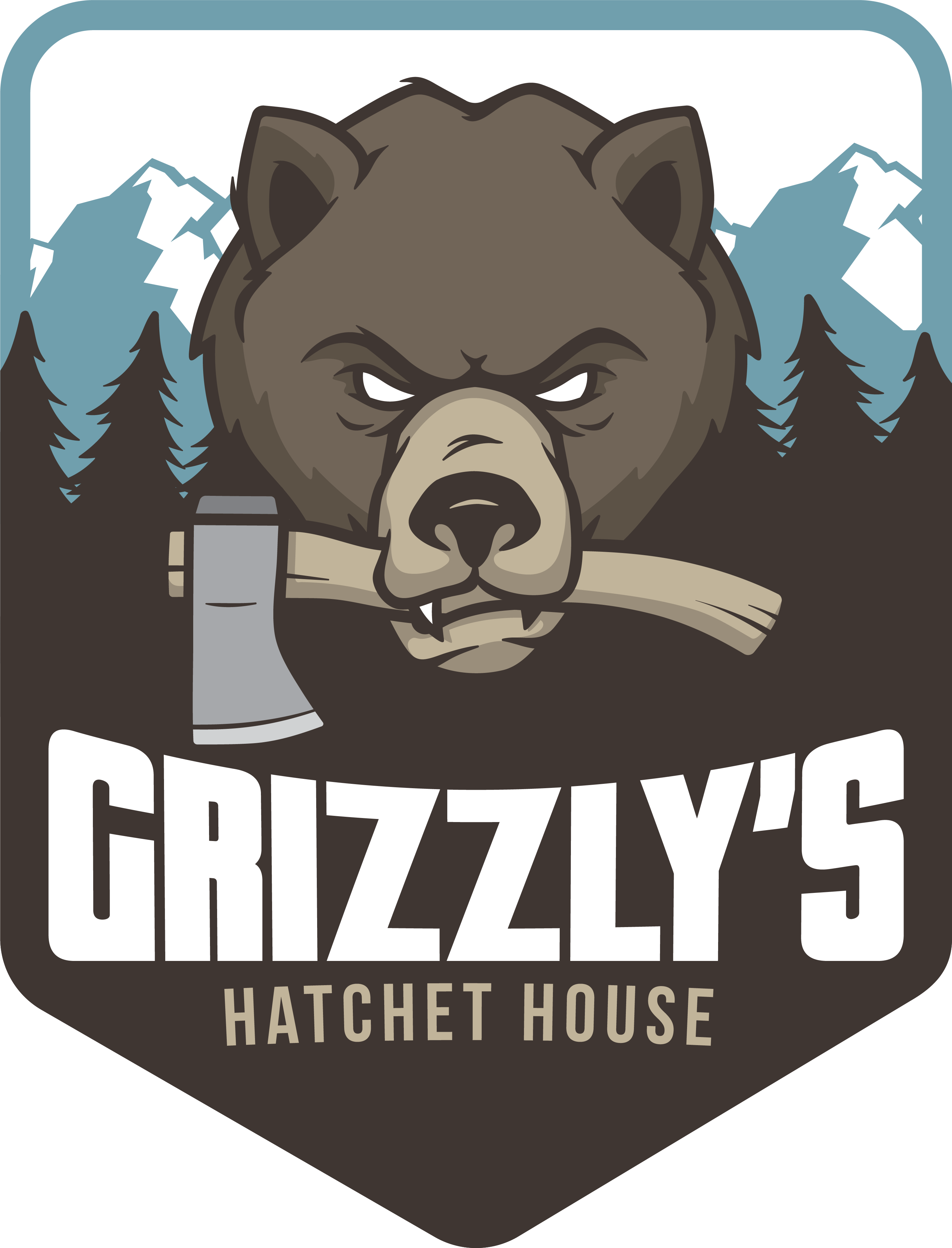 Grizzly S Hatchet House Southern Virginia S First Axe Throwing Venue